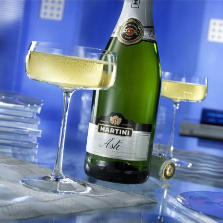 Asti martini подаётся охлаждённым 8 10 с в