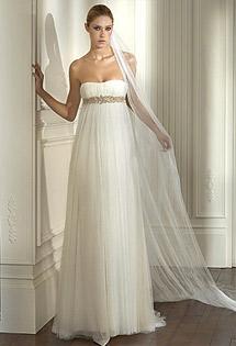 Белое платье - Главная Белое вечернее платье в греческом стиле .